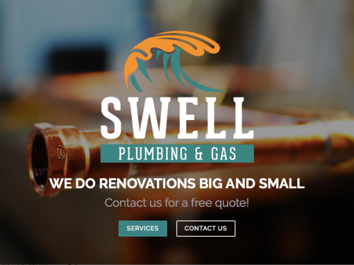 Swell pluming and gas