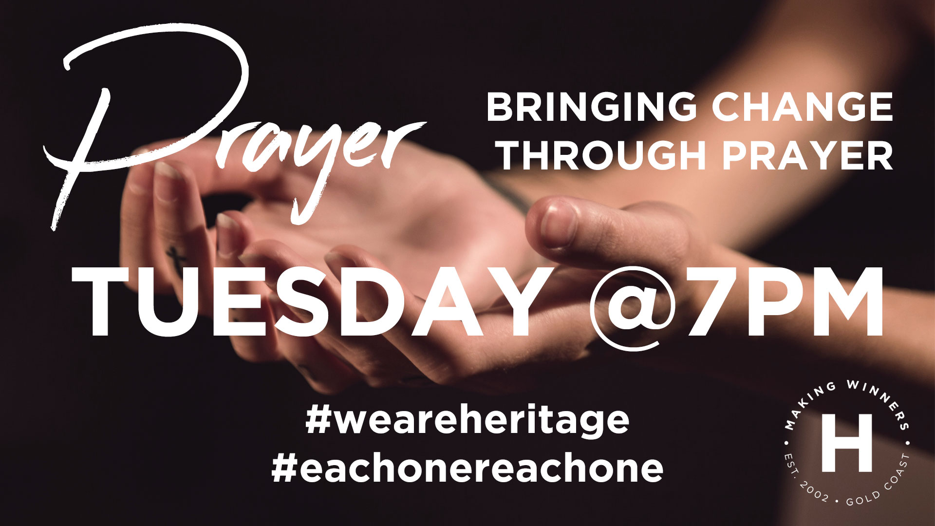 Tuesday Prayer Meeting