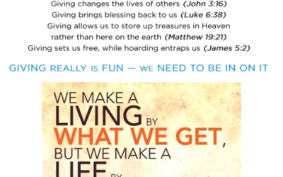 Missions Newsletter: May 2019