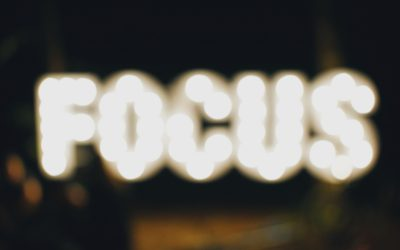 What are You Focused On?
