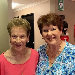 Irene Larkin & Anne-Marie Davies