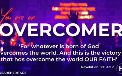 OUR FAITH OVERCOMES!