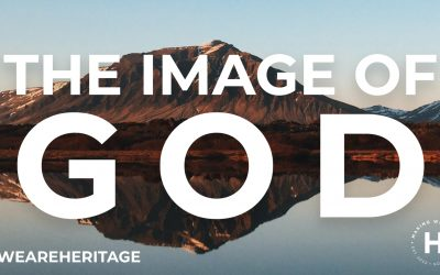 The Image of God | Ps Tony Walter-Girout | September 12, 2021