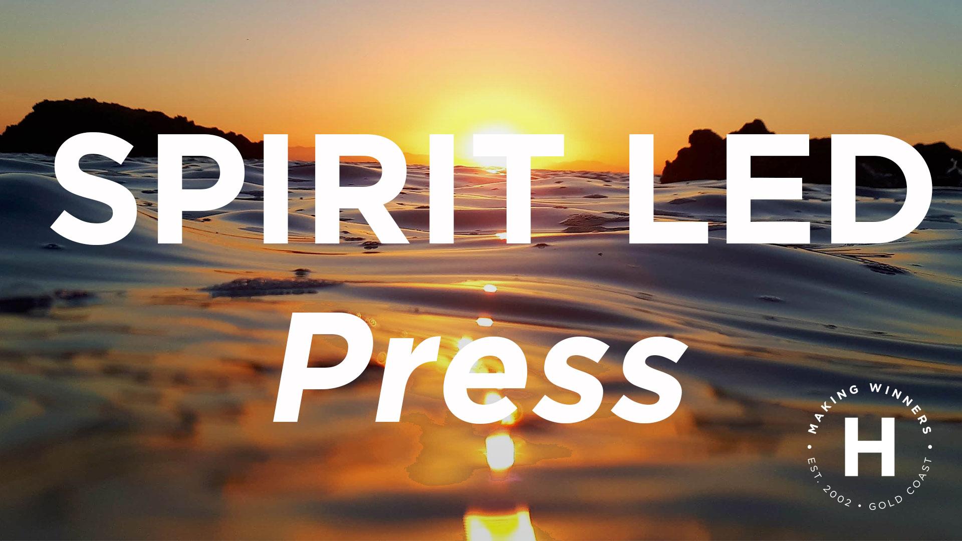 Spirit Led Press