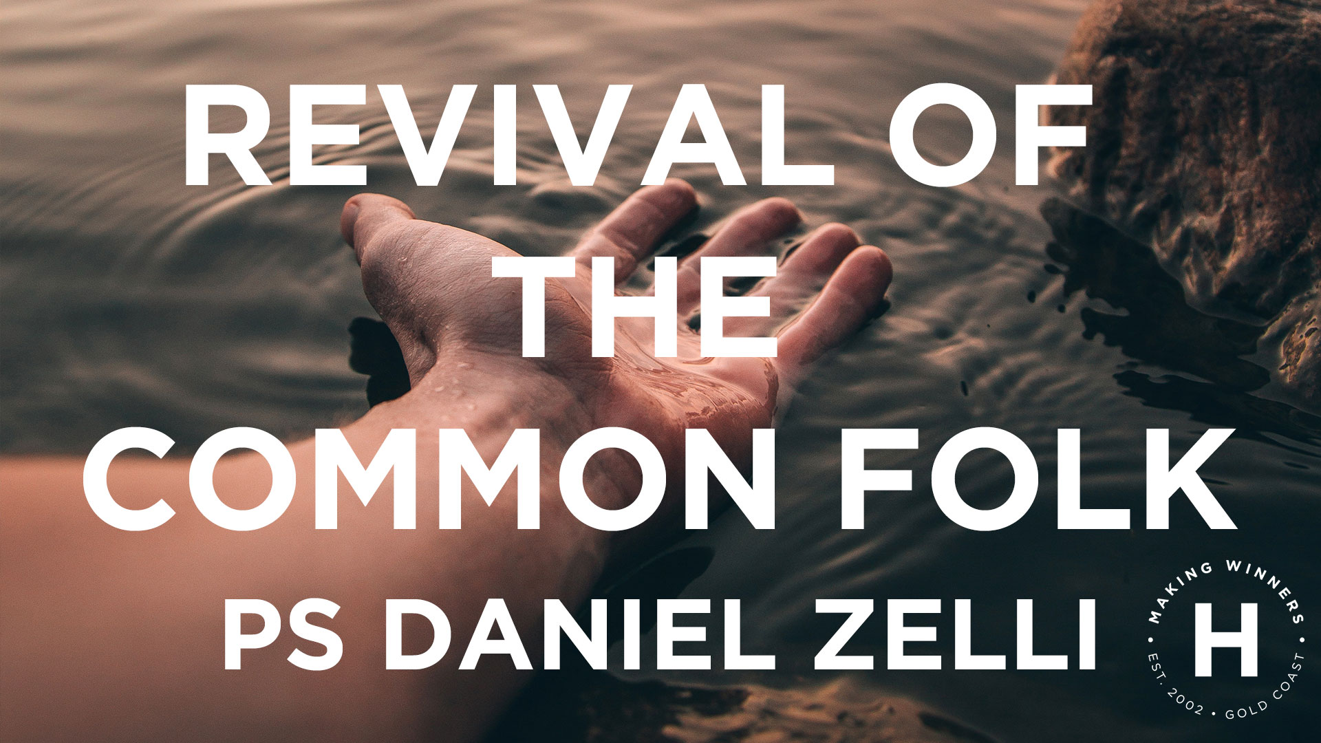 Revival of the Common Folk