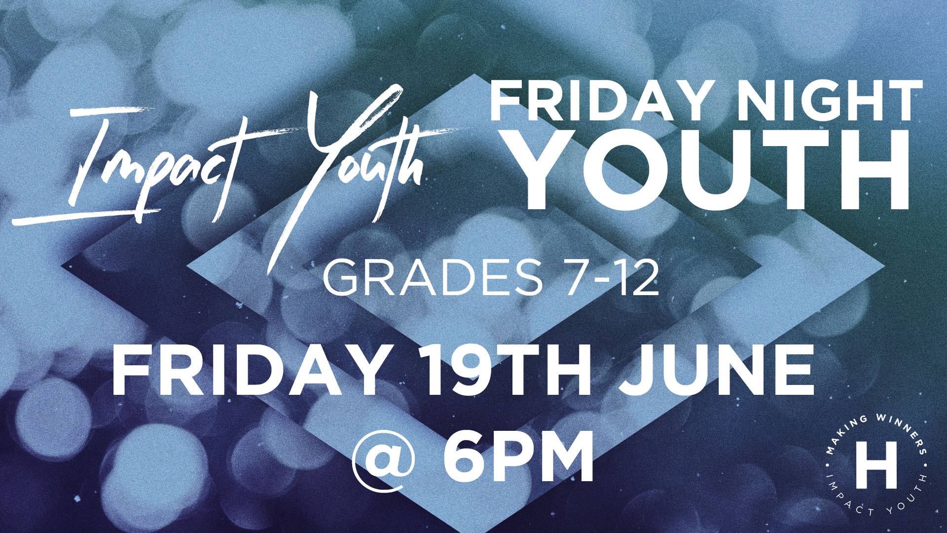 Impact Friday Night Youth