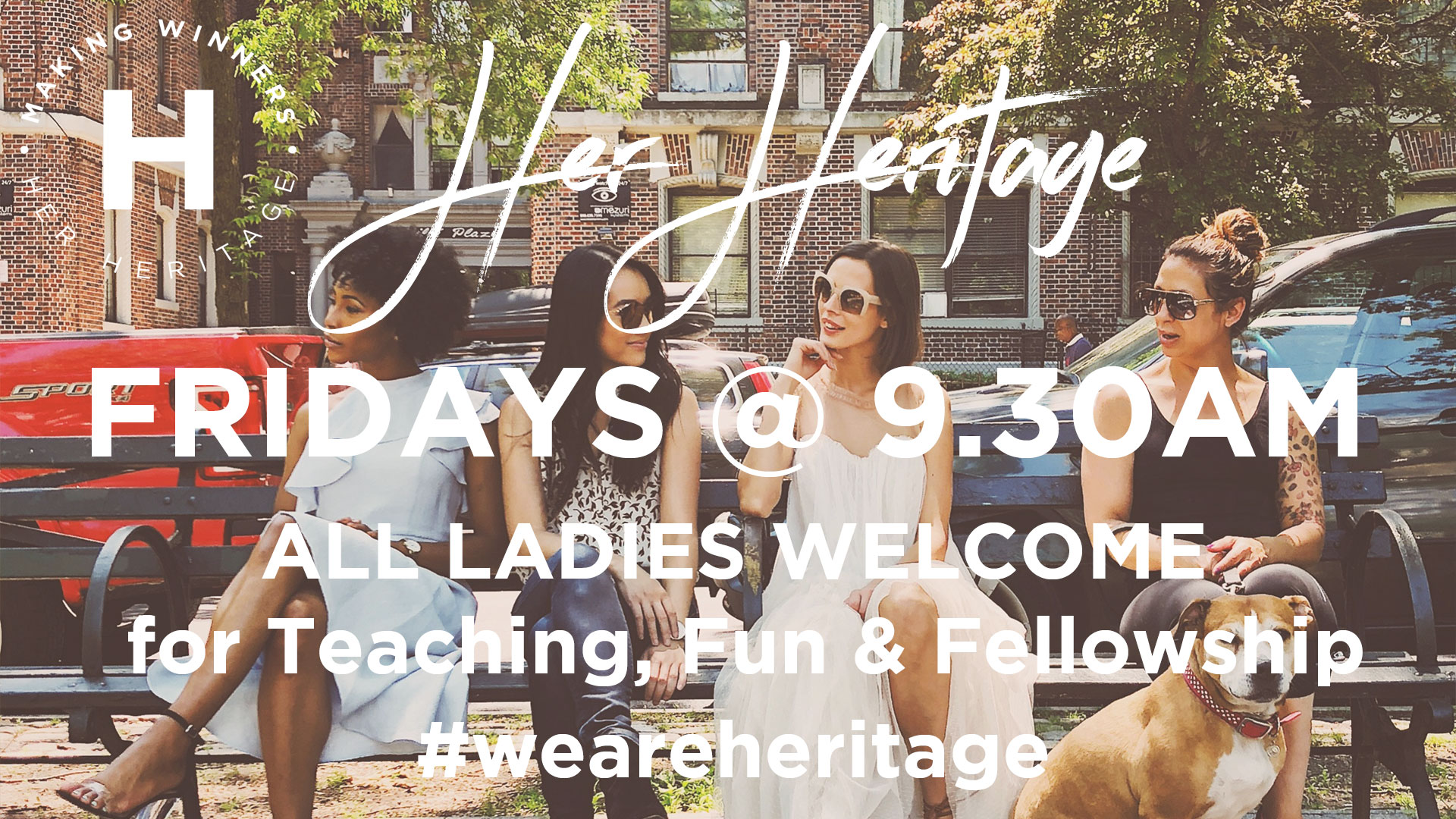Her Heritage Ladies Friday Thrive Group