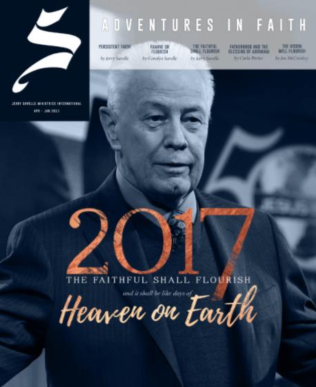 Adventures in Faith April, May & June 2017