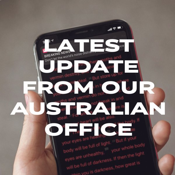 Australian Office Update