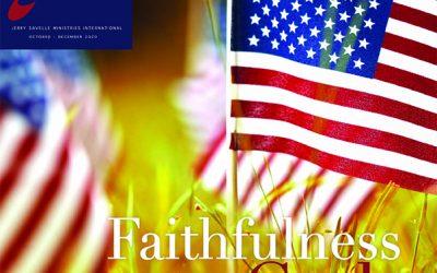 Adventures in Faith October, November & December 2020