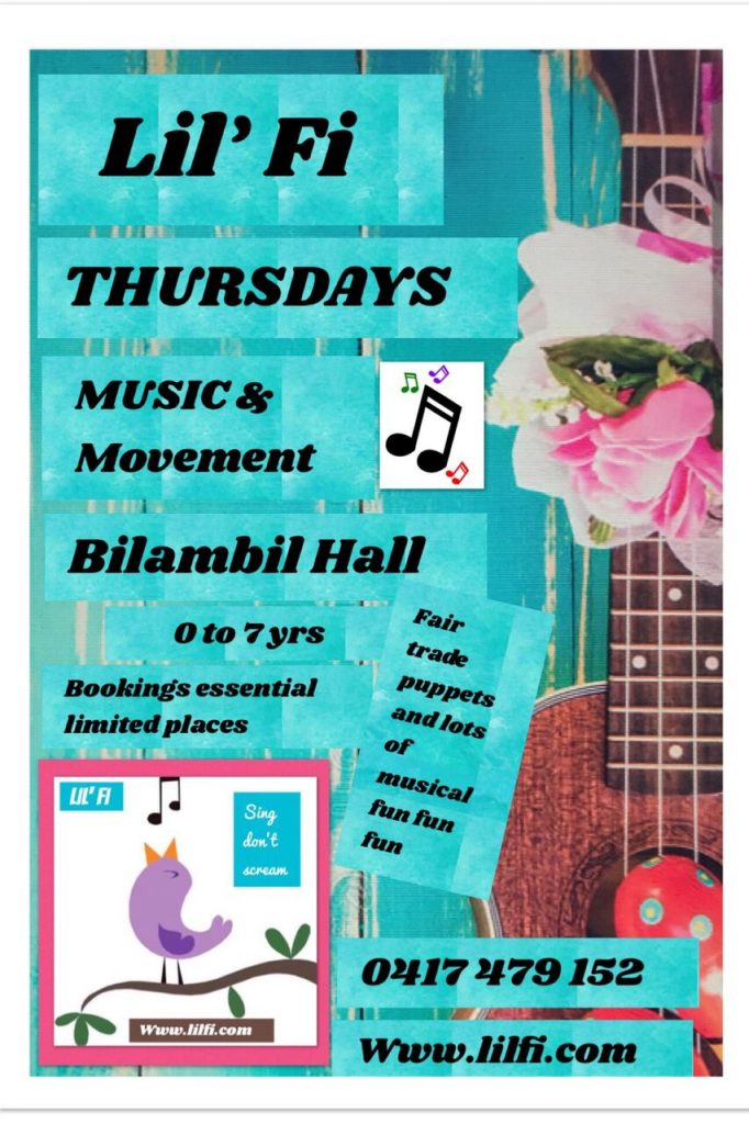 Thursdays in Bilambil