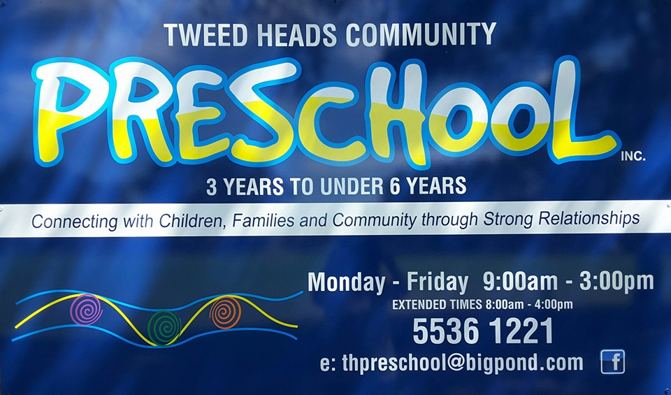 Tweed community preschool