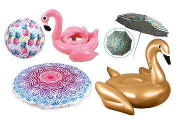 Summer Items and Beach Supplies