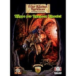 FOUR AGAINST DARKNESS : MAPPE PER DUNGEON CLASSICI Accessorio Gioco di Ruolo