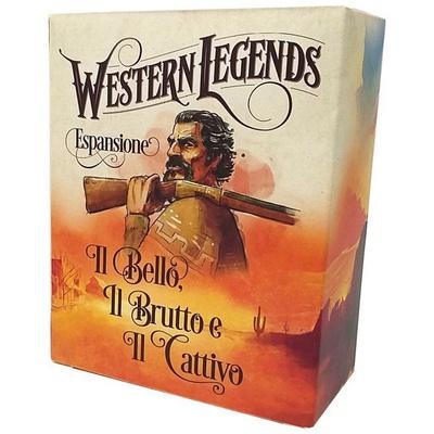 WESTERN LEGENDS : IL BELLO, IL BRUTTO E IL CATTIVO Espansione Gioco da Tavolo