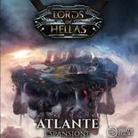 LORDS OF HELLAS : ATLANTE Espansione Gioco da Tavolo