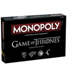 MONOPOLY GAME OF THRONES Gioco da Tavolo