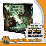 ARKHAM HORROR : Bundle Gioco da Tavolo + Protection Pack