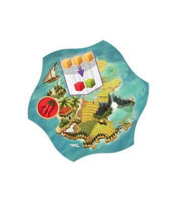CENTURY : MERAVIGLIE ORIENTALI Gioco da Tavolo