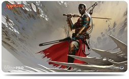 Playmat Ultra Pro Magic BATTLE FOR ZENDIKAR V2 Resolute Blademaster Tappetino