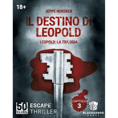50 CLUES : LEOPOLD La Trilogia Completa BUNDLE