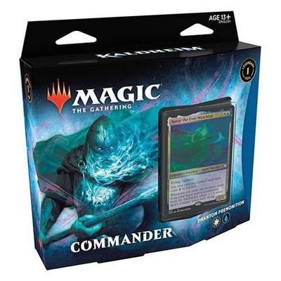 Mazzo Magic Commander KALDHEIM PHANTOM PREMONITION Deck KHM Italiano