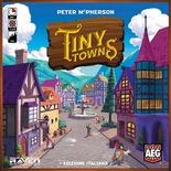 TINY TOWNS Gioco da Tavolo