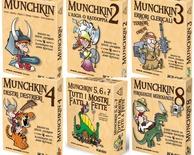 MUNCHKIN Classic Bundle Gioco da Tavolo