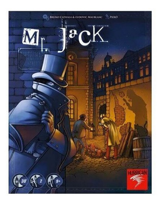 MR. JACK Gioco da Tavolo