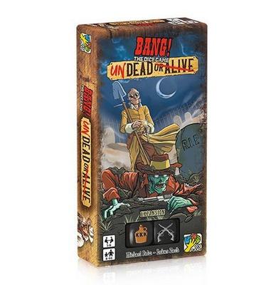 BANG! THE DICE GAME : UNDEAD OR ALIVE Espansione Gioco da Tavolo Italiano