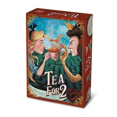 TEA FOR 2 Gioco da Tavolo