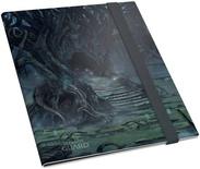 Album Ultimate Guard FLEXXFOLIO-LANDS EDITION II Swamp Palude Raccoglitore 9 Tasche 20 Pagine