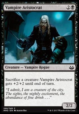 Vampire Aristocrat