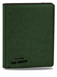 Album Ultra Pro PRO BINDER PREMIUM GREEN Verde Raccoglitore 9 Tasche 20 Pagine