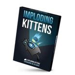 EXPLODING KITTENS : IMPLODING KITTENS Espansione Gioco da Tavolo