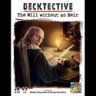 Decktective - Il Testamento senza Erede