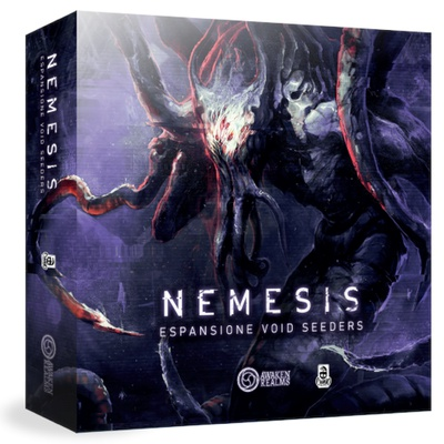 Nemesis - Bundle Base + Espansioni + Basette