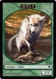 [Wolf Token] (Green)