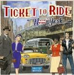 TICKET TO RIDE : NEW YORK Espansione Gioco da Tavolo