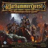 WARHAMMER QUEST The Adventure Card Game Gioco da Tavolo Italiano