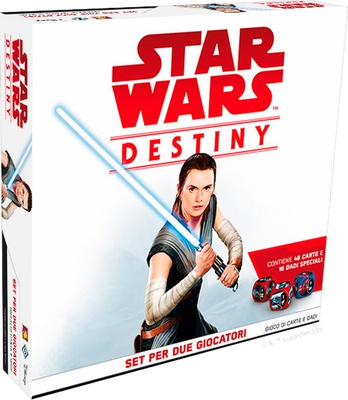 STAR WARS DESTINY : SET PER DUE GIOCATORI Gioco di Carte
