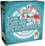 THE GREAT PERSUADER Gioco da Tavolo Italiano