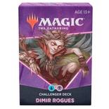 Challenger Deck 2021 Magic DIMIR ROGUES Mazzo