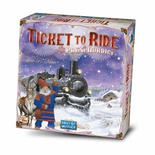 TICKET TO RIDE : PAESI NORDICI Gioco da Tavolo