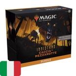 Bundle Magic INNISTRAD: MIDNIGHT HUNT 10 Boosters Fat Pack Italiano