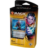 Mazzo Magic Planeswalker RAL GILDE DI RAVNICA Italiano Deck