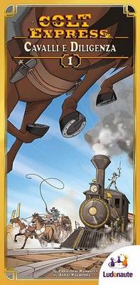 Colt Express: Cavalli e Diligenze
