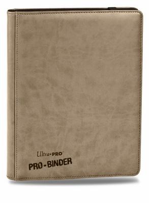 Album Ultra Pro PRO BINDER PREMIUM WHITE Bianco Raccoglitore 9 Tasche 20 Pagine