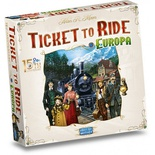 Ticket to Ride: Europa - 15th Anniversary