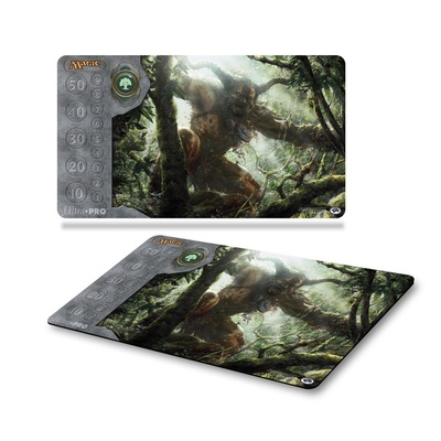 Playmat Ultra Pro Magic MANA 3 GREEN PRIMEVAL TITAN Verde Tappetino 60x40 cm Carte